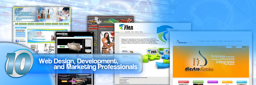 Web design and developement
