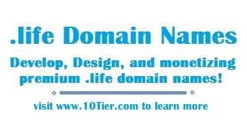 .life domain names - dot life domains names