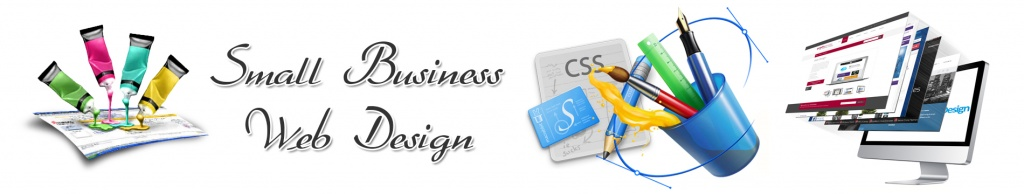 small business web design company