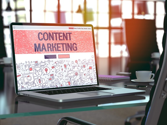 content marketing company
