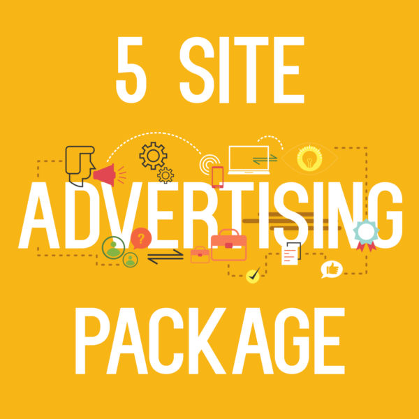 5 site advertising package