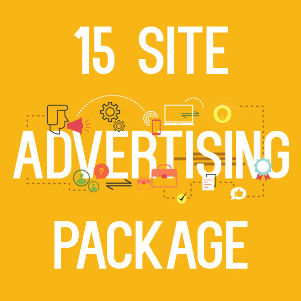 15 site advertising package