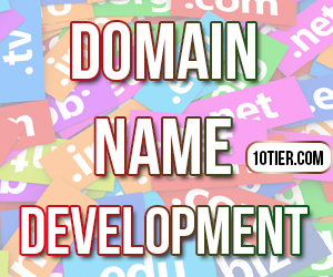 Mass Domain Name Development
