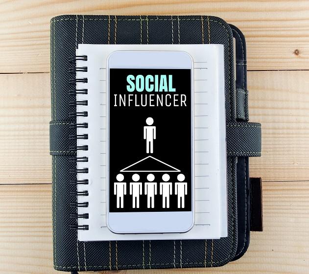 social influencer brand ambasador