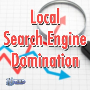 local search engine domination company