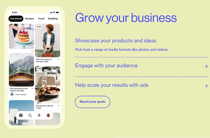 Pinterest Tips for Small Businesses